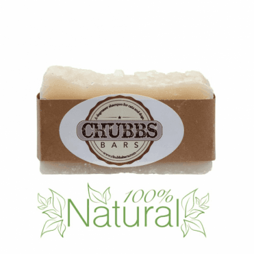Chubbs Unscented Shampoo Bar