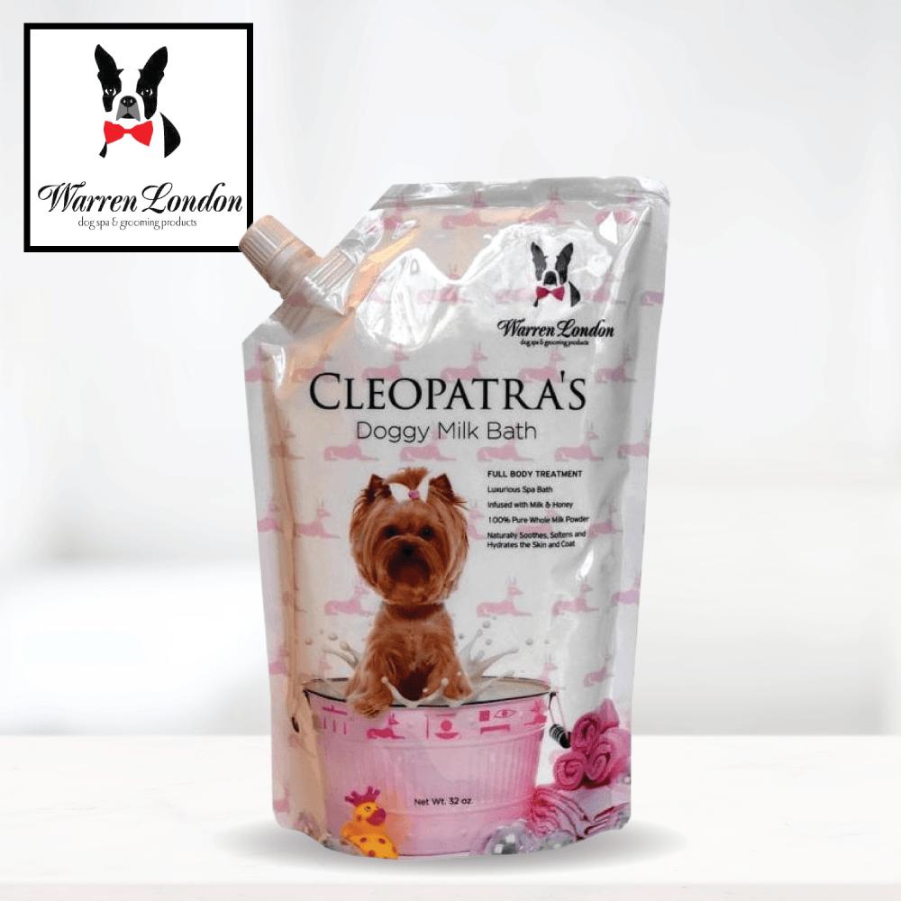 Cleopatra's Doggy Bath Milk - NEW