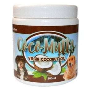 CocoMutts 100% Virgin Coconut Oil For Dogs