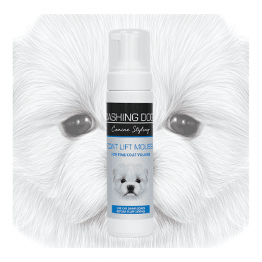 Dashing Dogs Canine Styling Coat Lift Mousse