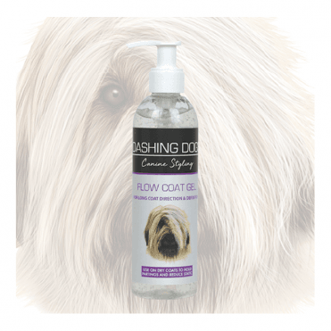 Dashing Dogs Canine Styling Flow Coat Styling Gel - NEW