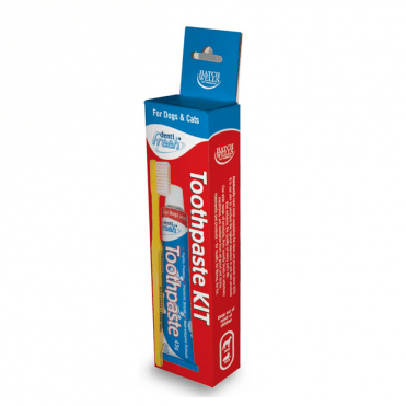 Dentifresh Toothpaste Kit for Cats & Dogs - NEW