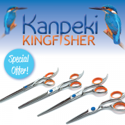 Kanpeki Kingfisher - Buy 2 Get 5% Off, Buy 3+ Get 10% Off