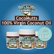 Cocomutts 100% Virgin Coconut Oil Now £6.95