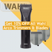 10% Off Arco Clippers and Blades