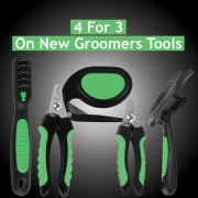4 for 3 on Grooming Tools