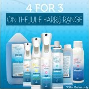 4 for 3 on the Julie Harris Signature Range
