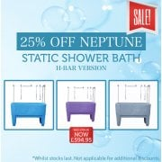 Save £200 On Neptune Baths!