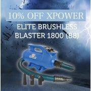 10% Off XPower Elite Brushless Blaster 1800 (B8)