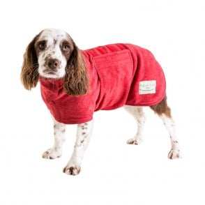 Dog Drying Coat
