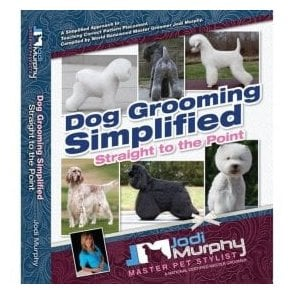 Dog Grooming Simplified Book