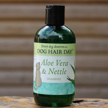 Dog Hair Day Aloe Vera & Nettle Shampoo, 250ml - NEW