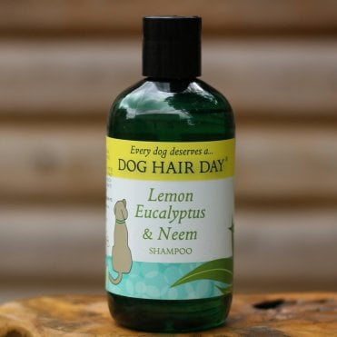 Dog Hair Day Lemon Eucalyptus & Neem Shampoo, 250ml - NEW