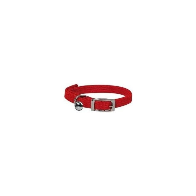 Elasticated Cat Collar with Bell