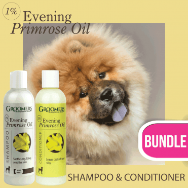 Evening Primrose Shampoo & Conditioner 250ml Set