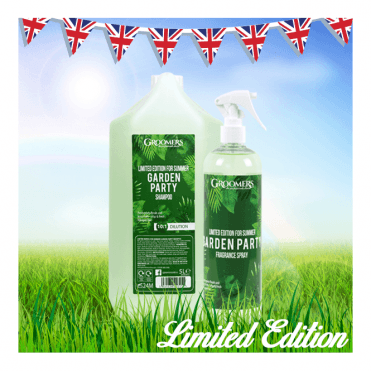 Garden Party Shampoo and Spray Bundle