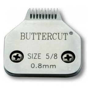 Geib Buttercut #5/8 Toe Blade