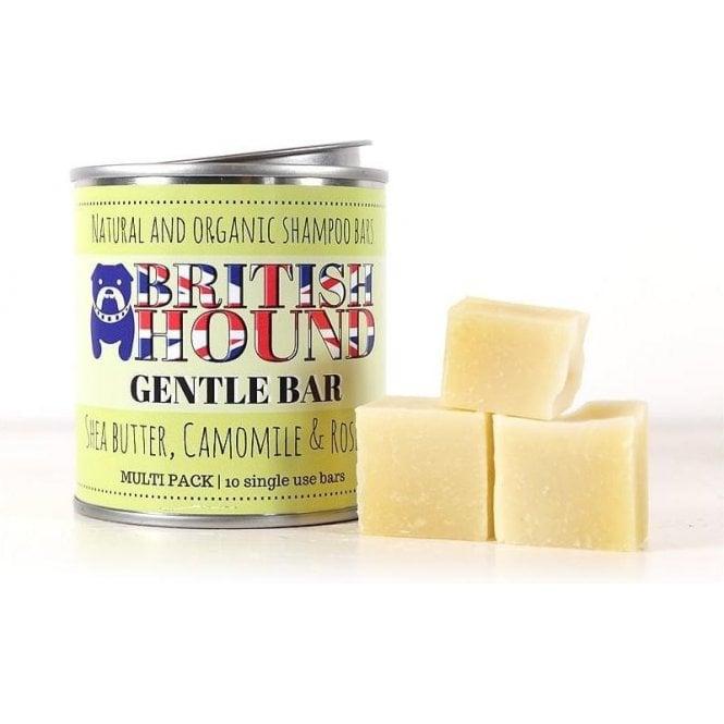 British Hound Gentle Shampoo Bar Multi Pack - NEW