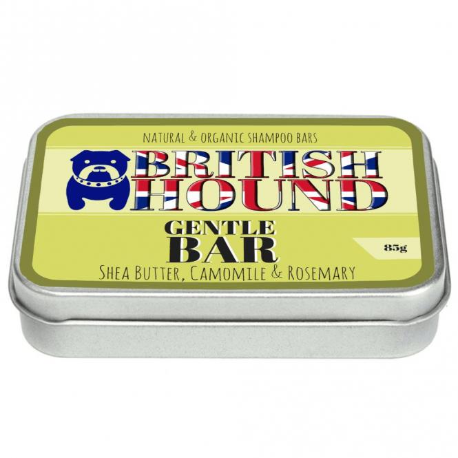 British Hound Gentle Shampoo Bar - NEW