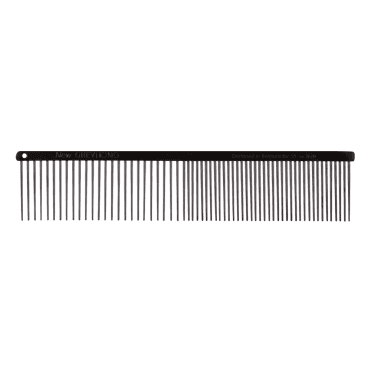 Greyhond 19cm Combination Comb