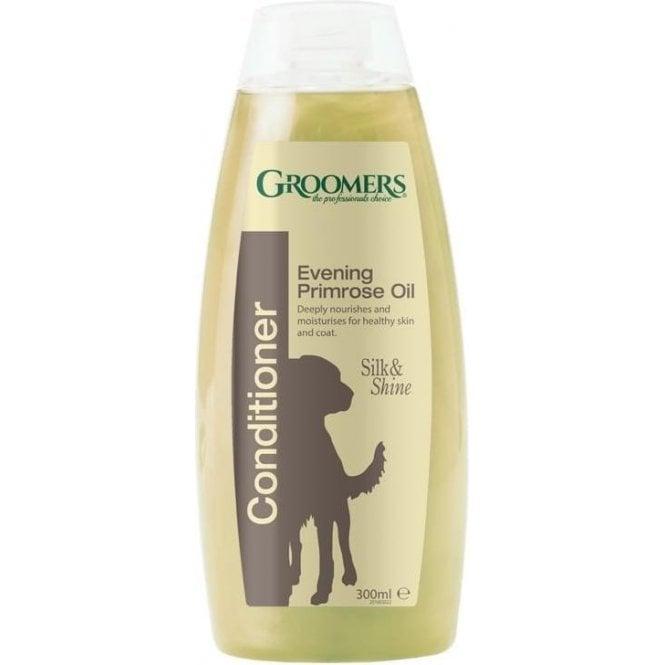 Groomers 1% Evening Primrose Oil Conditioner - Retail Size (300ml)
