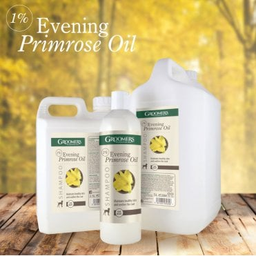 Groomers 1% Evening Primrose Oil Shampoo