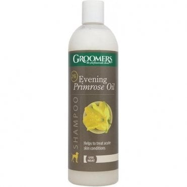 Groomers 3% Evening Primrose Oil Shampoo