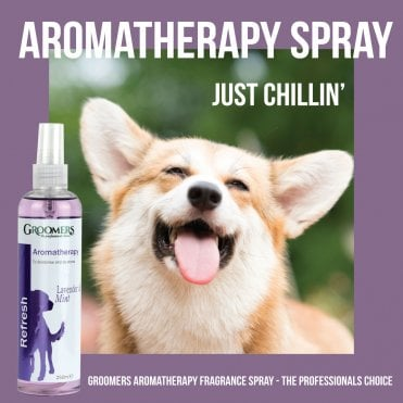 Groomers Aromatherapy Fragrance Spray 250ml