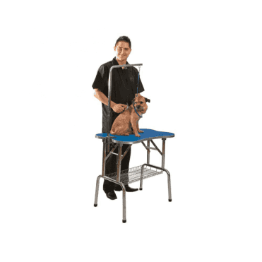 Groomers Bone Shaped Grooming Table