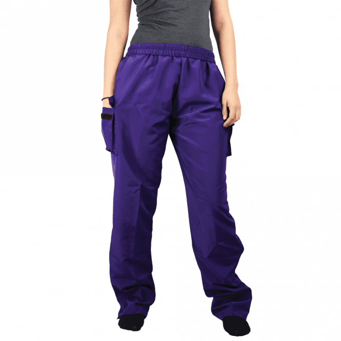 Groomers Cargo Trouser - Royal Purple - NEW