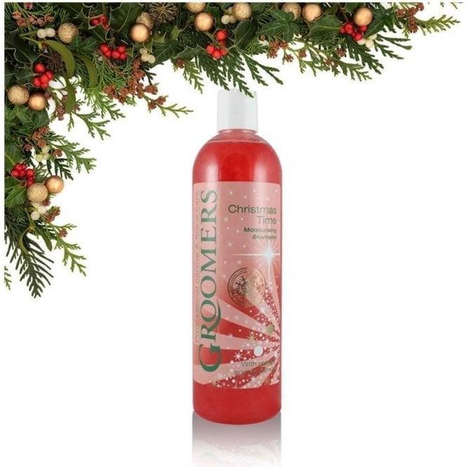 Groomers Christmas Time Limited Edition Shampoo - 500ml