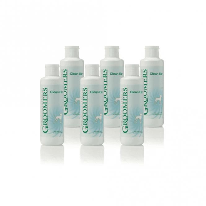Groomers Clean Ear Six Pack
