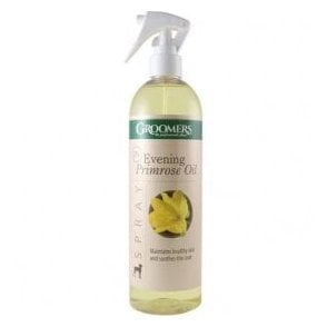 Groomers Coat Conditioning Spray with Evening Primrose Oil