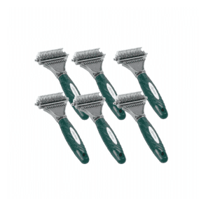 Groomers Coat Controller 9/17 Blades Six Pack