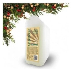 Groomers Cosy Vanilla Limited Edition Shampoo - 5L
