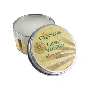 Groomers Cosy Vanilla Mistletoe Kisses Limited Edition Candle