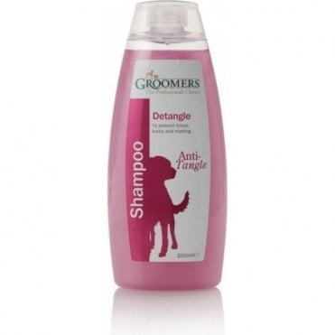 Groomers Detangle Shampoo - Retail