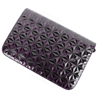 Groomers Elite Scissor Case Large - Purple