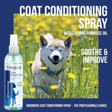 Groomers EPO Coat Conditioning Spray - 250ml