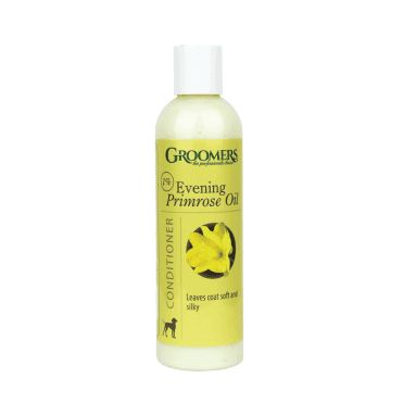 Groomers Evening Primrose Oil Conditioner 250ml - NEW