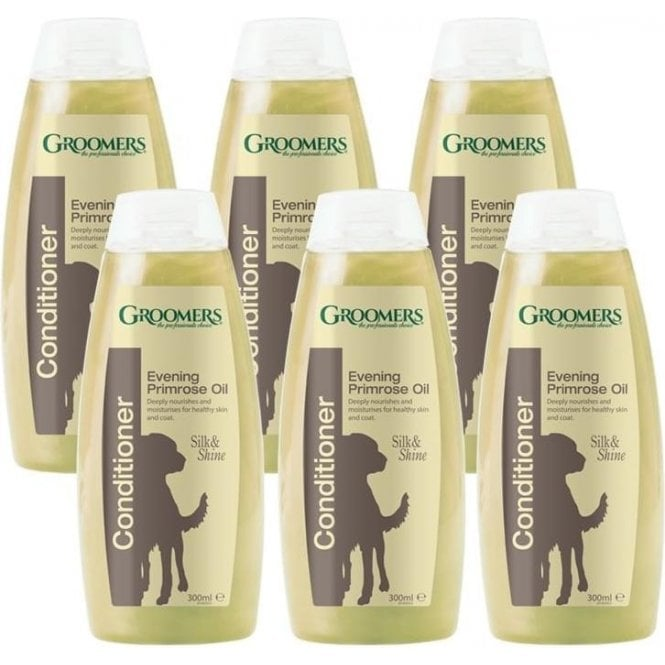 Groomers Evening Primrose Oil Conditioner Six Pack
