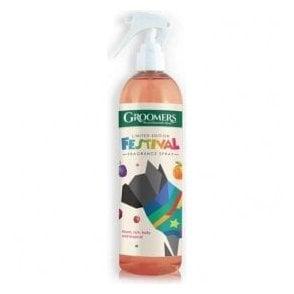 Groomers Festival Fragrance Spray