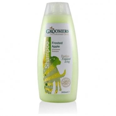 Groomers Frosted Apple Limited Edition Shampoo