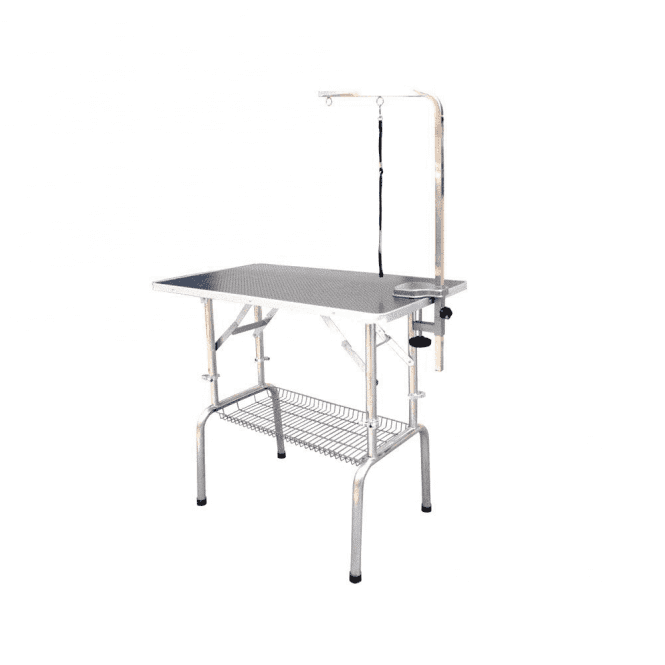 Groomers Height Adjustable Portable Table
