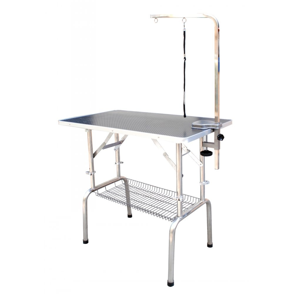 Counter Height Portable Table : Best steel bar table prices in Pets online