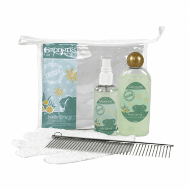 Groomers 'Hello Spring' Gift Travel Pack