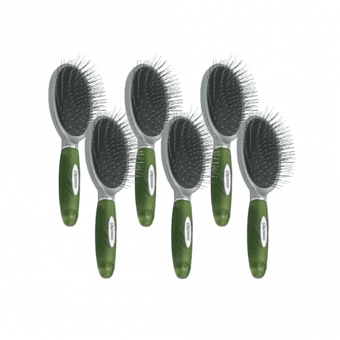 Groomers Large Pin Brush Six Pack