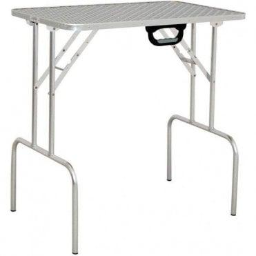 Groomers Lightweight Aluminium Portable Table