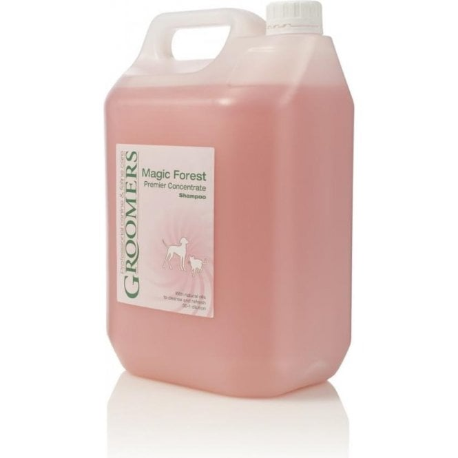 Groomers Magic Forest High Concentrate Shampoo