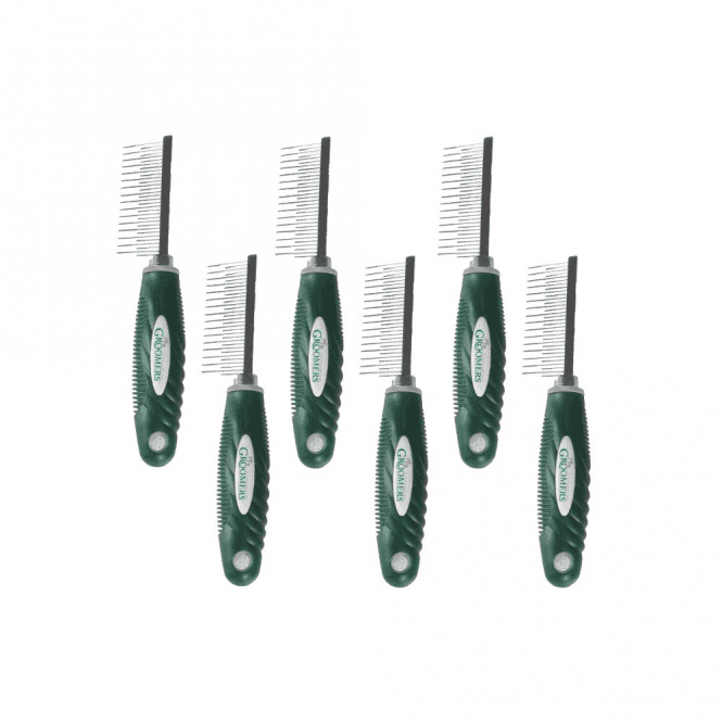 Groomers Moulting Comb Six Pack